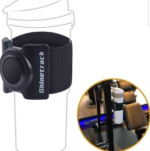 Sports water bottle holder magnetic gym cup holder